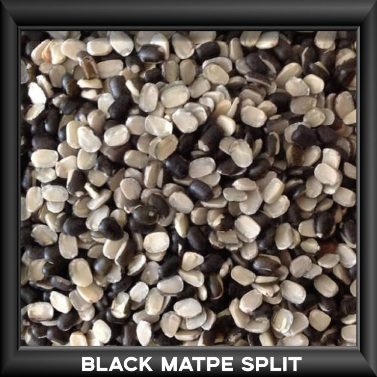 Black Matpe Split